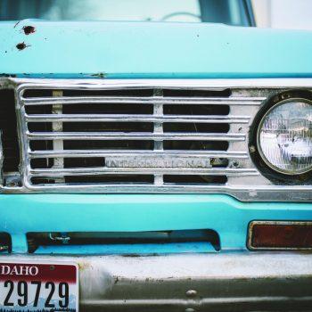Teton Valley's Vintage Trucks